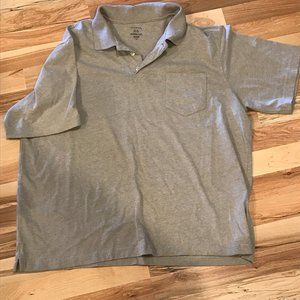New George Brand polo top, XL, grey